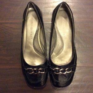 Karen Scott Ollie Square Toe Comfort Ballet Flats